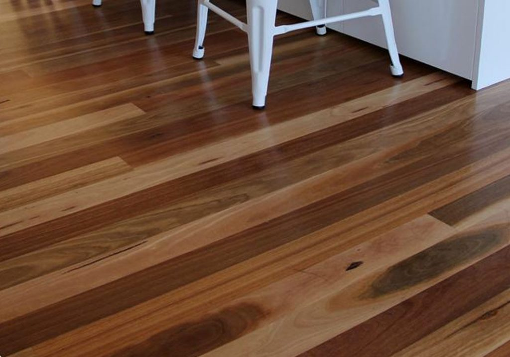 Spotted gum timber flooring sanding and polishing for Hardwood floors melbourne